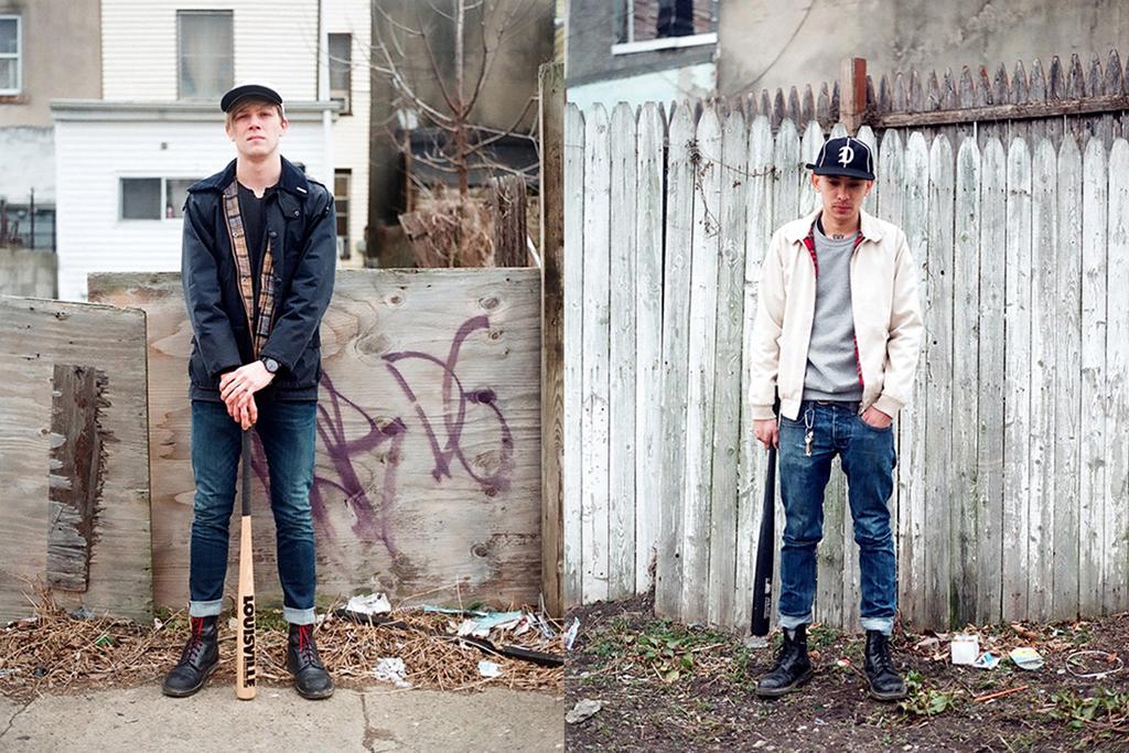 "The Decades x Ebbets Field Flannels 2013 Spring/Summer ""Spring Training"" Lookbook"