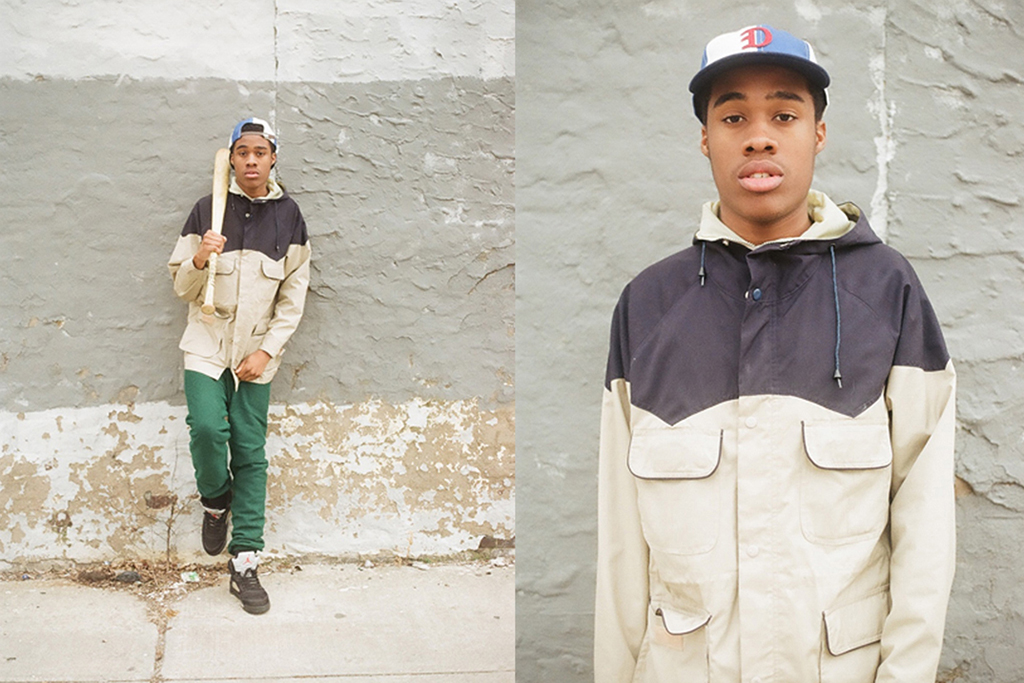 "The Decades x Ebbets Field Flannels 2013 Spring/Summer ""Spring Training"" Lookbook"