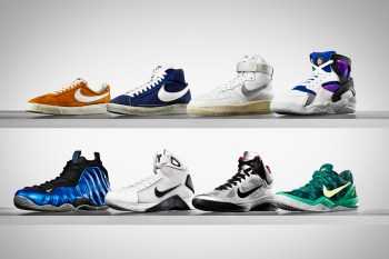 The Evolving Uppers of Nike Basketball