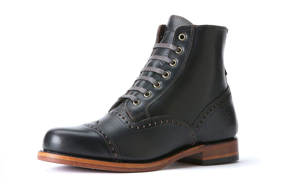 The Frye Company Arkansas Brogue Boot