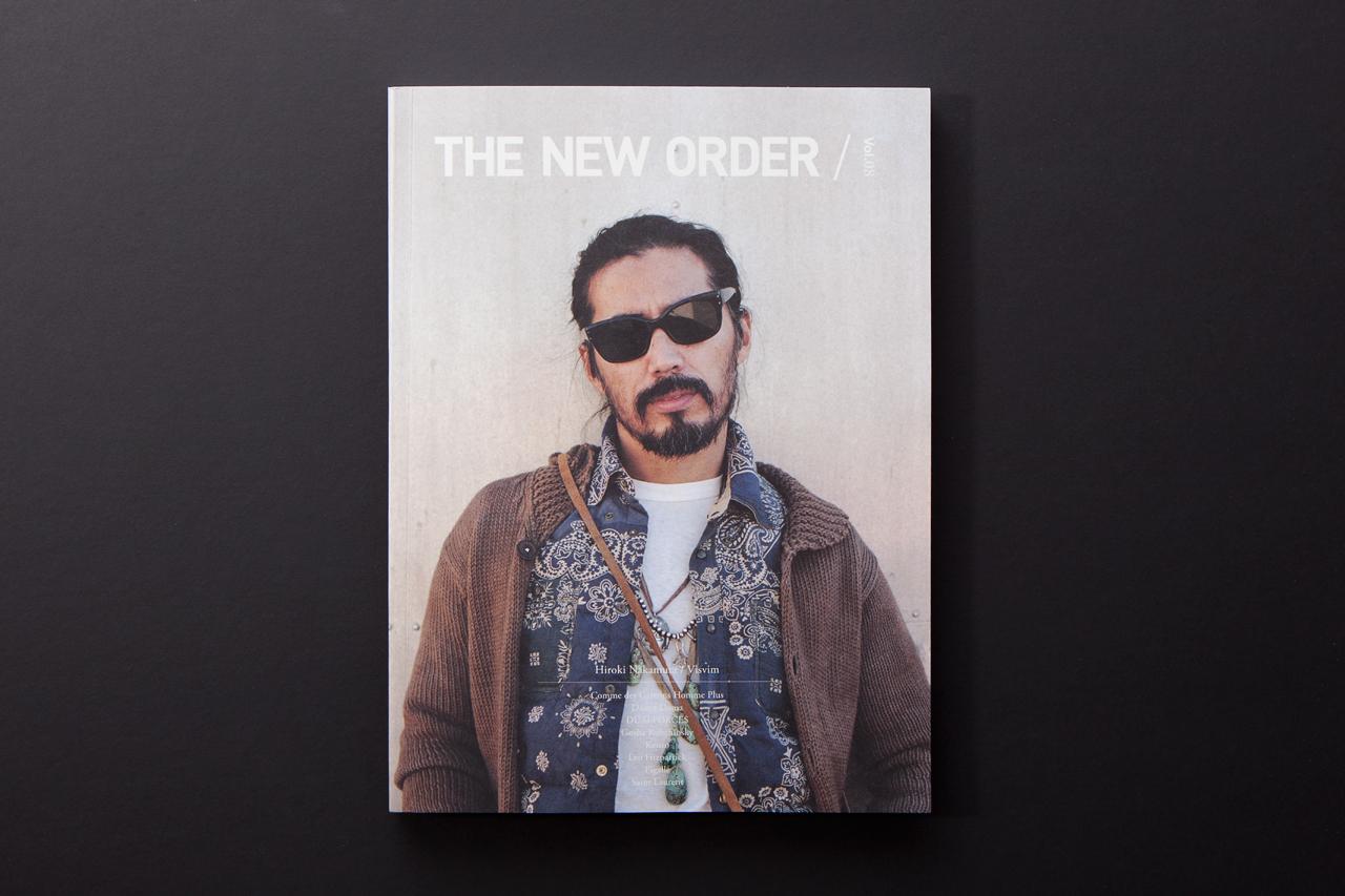 THE NEW ORDER Vol. 8 featuring Hiroki Nakamura - A Closer Look