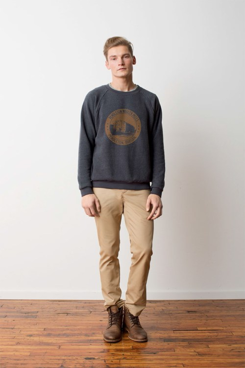 The Portland Collection by Pendleton 2013 Fall Lookbook
