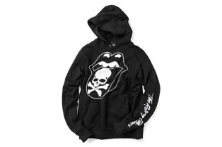 The Rolling Stones x Theater8 casted by mastermind JAPAN 2013 Spring/Summer Collection