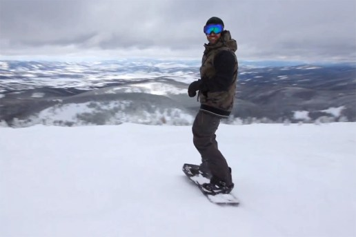 The World's First 3D-Printed Snowboard