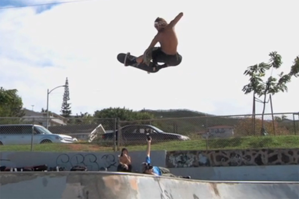 """Thrasher """"Escape From SOTY Island"""" Video"""
