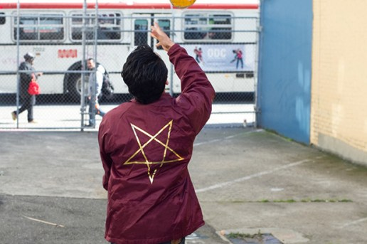 Thrasher 2013 Spring Pentagram Coach Jacket