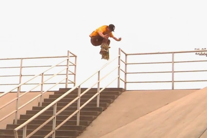 "Thrasher ""The Raybourn Identity"" Video featuring Ben Raybourn"