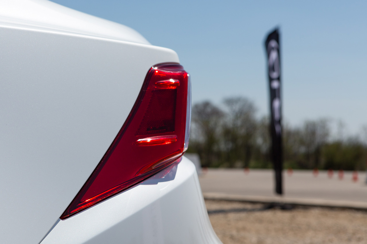 Time Well Spent with the New 2014 Lexus IS