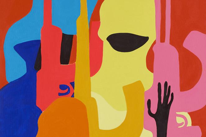 """Todd James """"World Domination"""" Exhibition @ Lazarides Gallery"""