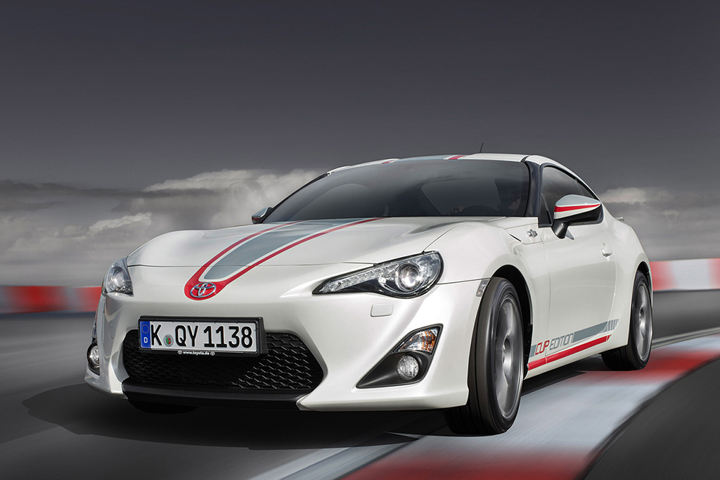 Toyota GT86 Cup Edition