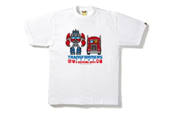 Transformers  x A Bathing Ape 2013 Capsule Collection