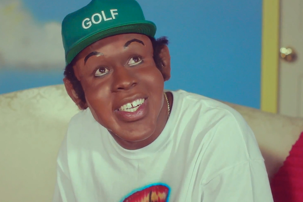 Tyler, the Creator featuring Pharrell – IFHY   Video