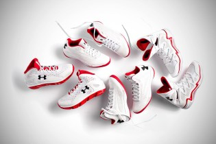 "Under Armour ""White Ops"" Collection for the University of Maryland"