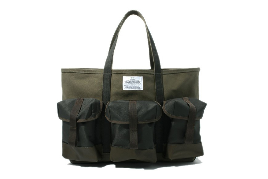 UNDERCOVER 2013 Spring/Summer K6B08 Tote Bag