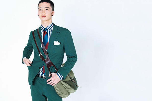 UNITED ARROWS 2013 Spring/Summer Lookbook