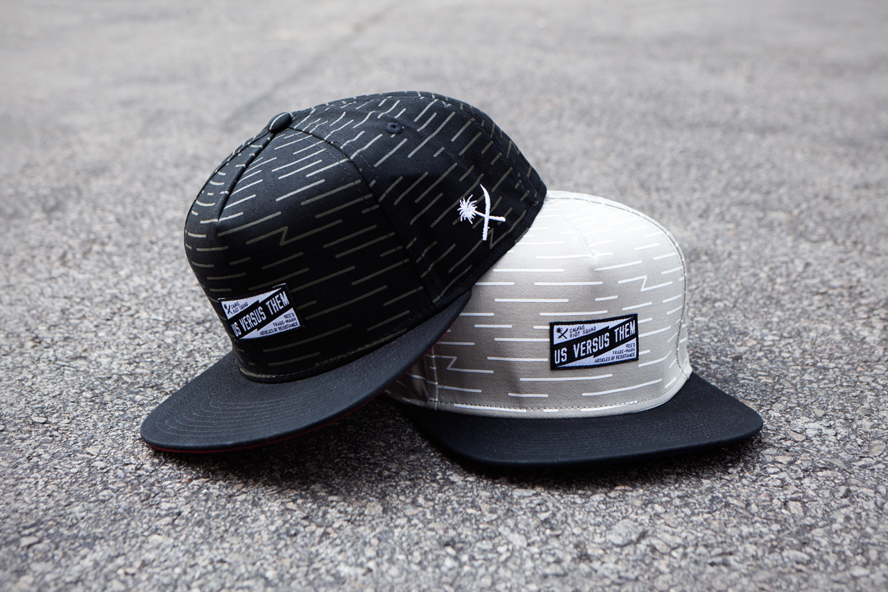 Us Versus Them 2013 Spring/Summer Headwear Collection - Delivery 1