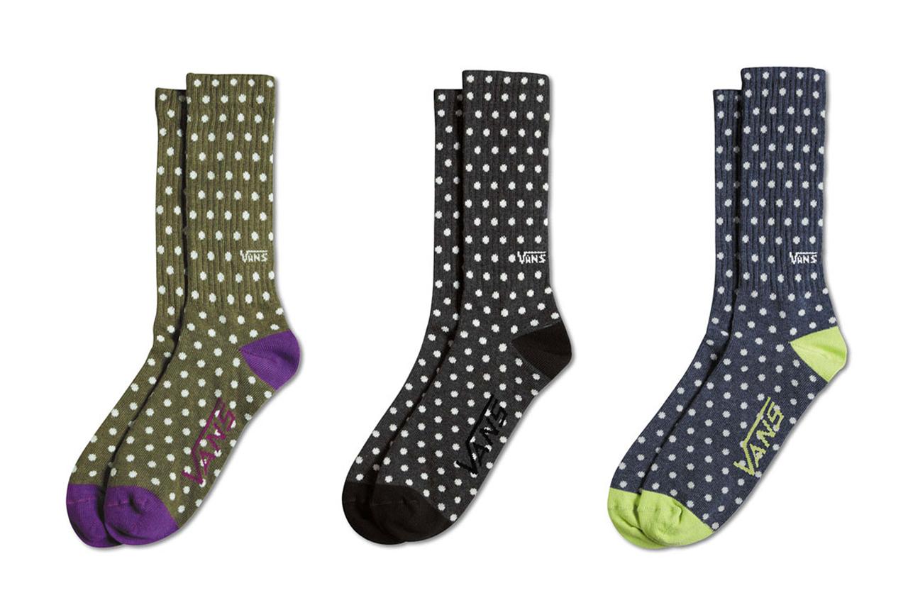 vans 2013 spring polka dot pack