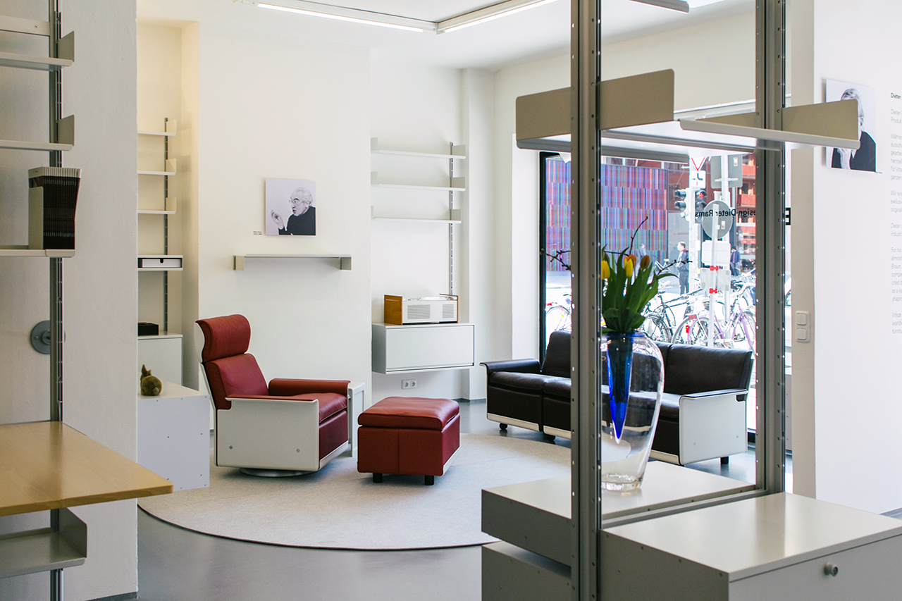 vitsoe announces the opening of a brand new store in munich