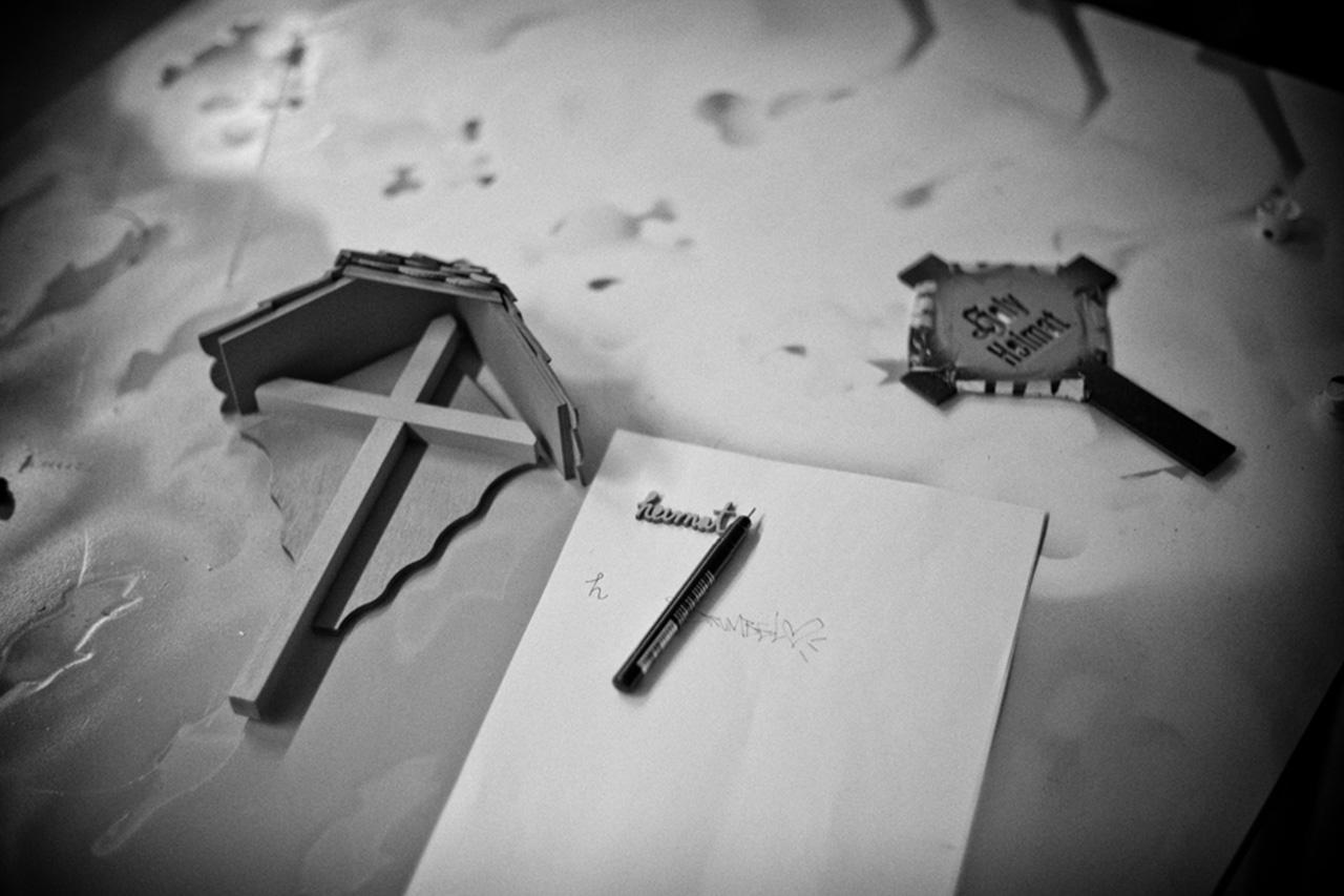 warsteiner x stefan strumbel partners in crime exhibition art karlsruhe