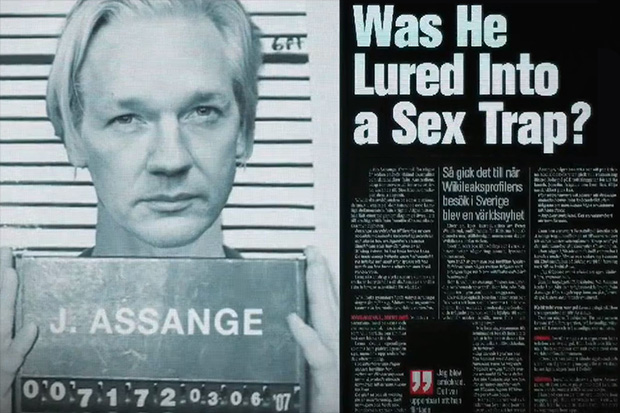 We Steal Secrets: The Story of WikiLeaks Official Trailer