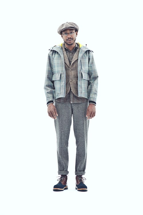 wisdom 2013 Fall/Winter Collection Preview