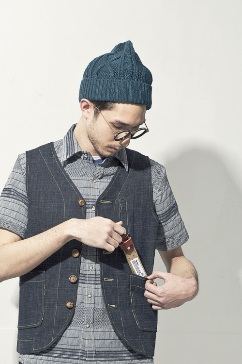 "wisdom 2013 Spring/Summer ""Mt.GENTLEMAN"" Lookbook"
