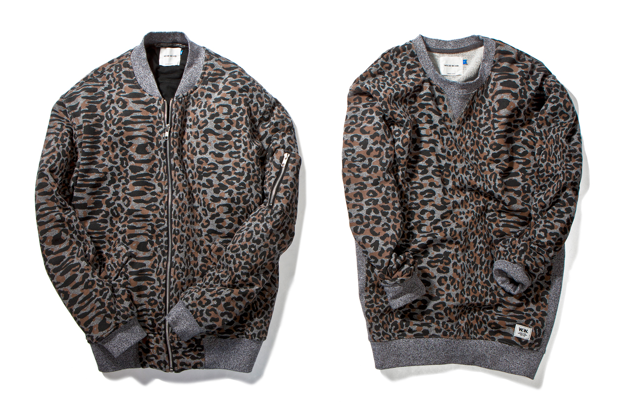 Wood Wood 2013 Spring/Summer Animal Collection