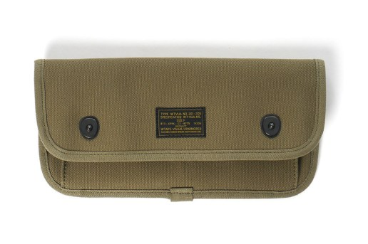 WTAPS 2013 Spring/Summer Mil-Spec Canvas Accessories