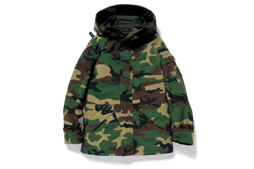 WTAPS ECWCS Camouflage Jacket