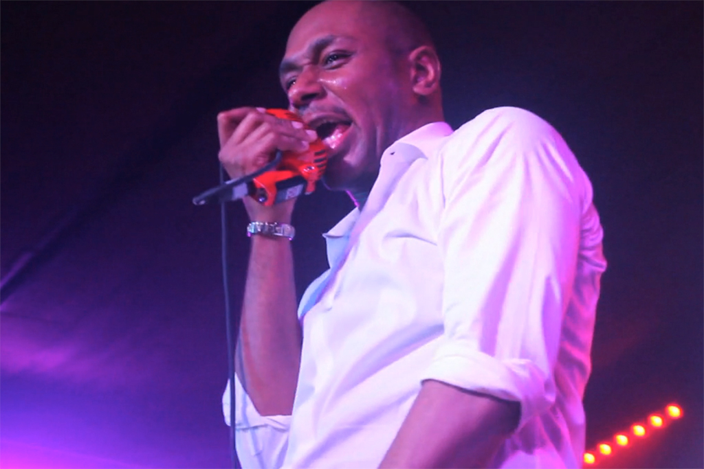 Yasiin Bey – The Light Is Not Afraid of the Dark (Produced by Kanye West)