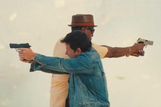 2 Guns Official Trailer