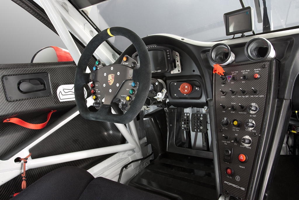2013 Porsche 911 RSR