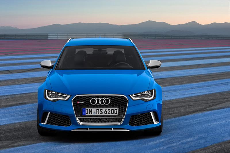 2014 Audi RS 6 Avant