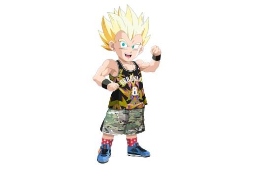 "Dragon Ball Z x HMN ALNS Part 3 ""Anniversary Pack"""