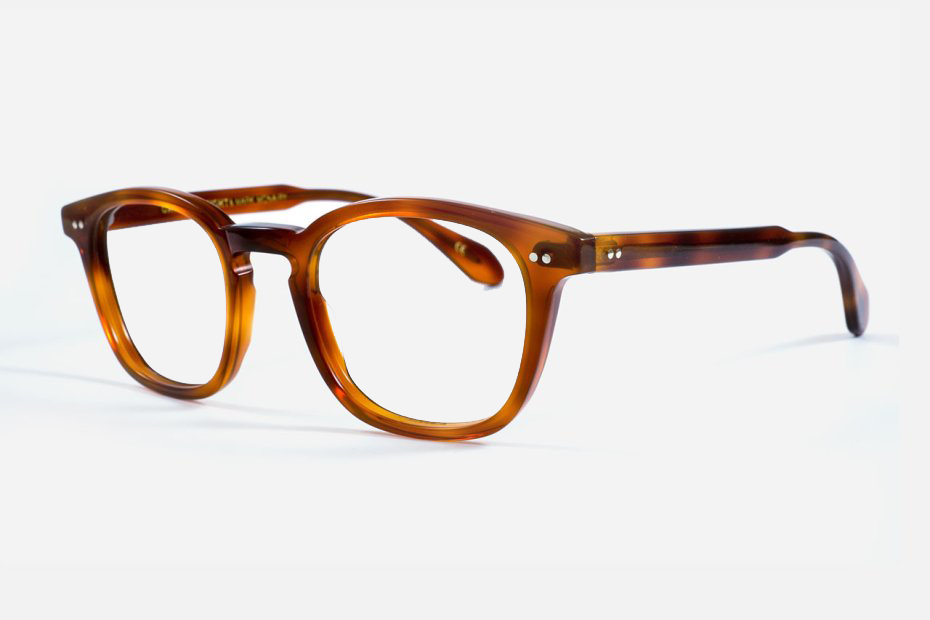 Mark McNairy x Garrett Leight 2013 Spring/Summer Capsule Collection