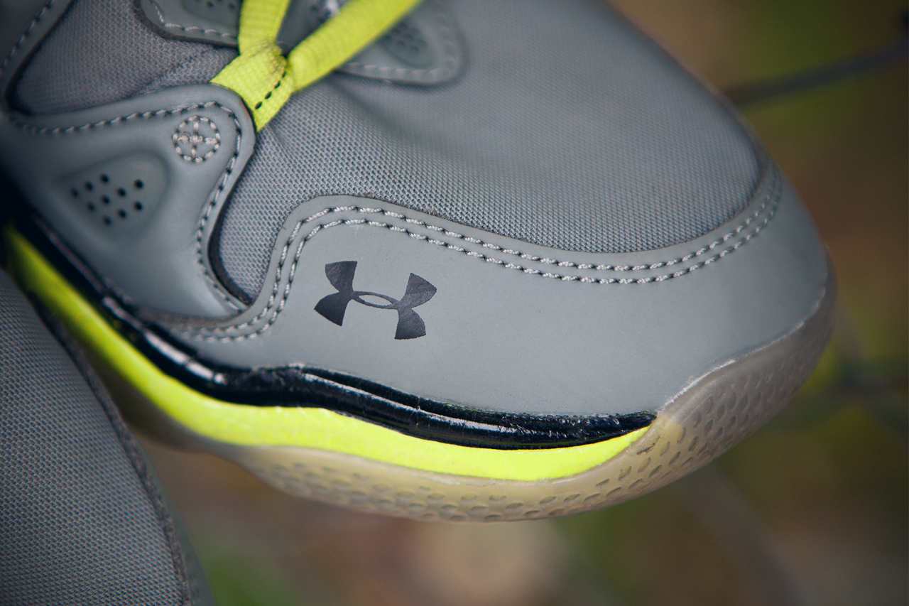 The HYPEBEAST Review: Under Armour Charge BB