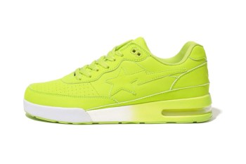 A Bathing Ape 2013 Spring/Summer NEON ROAD STA