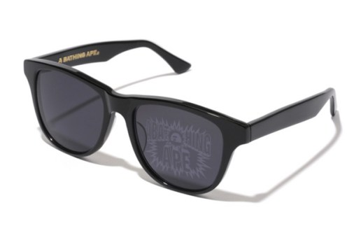 A Bathing Ape BAPE HIPHOPISH SUNGLASSES