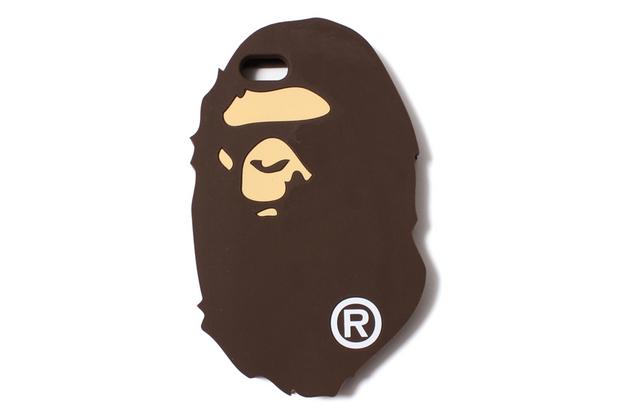 """A Bathing Ape x Candies """"BAPE HEADS"""" iPhone 5 Case"""