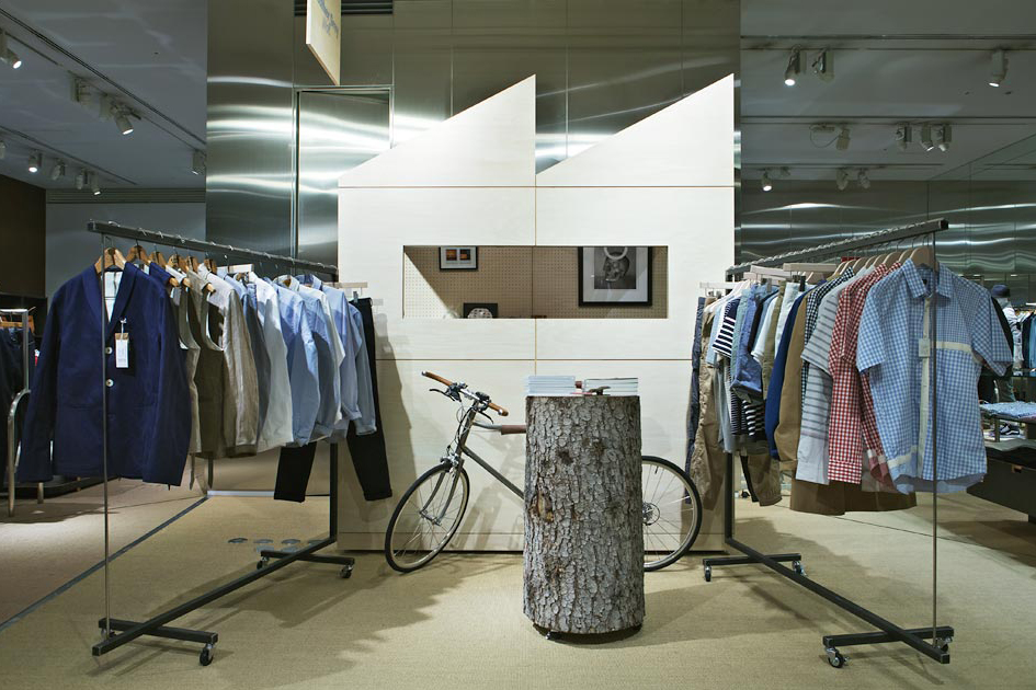 A Closer Look at the Heather Grey Wall ESTNATION Pop-Up Store