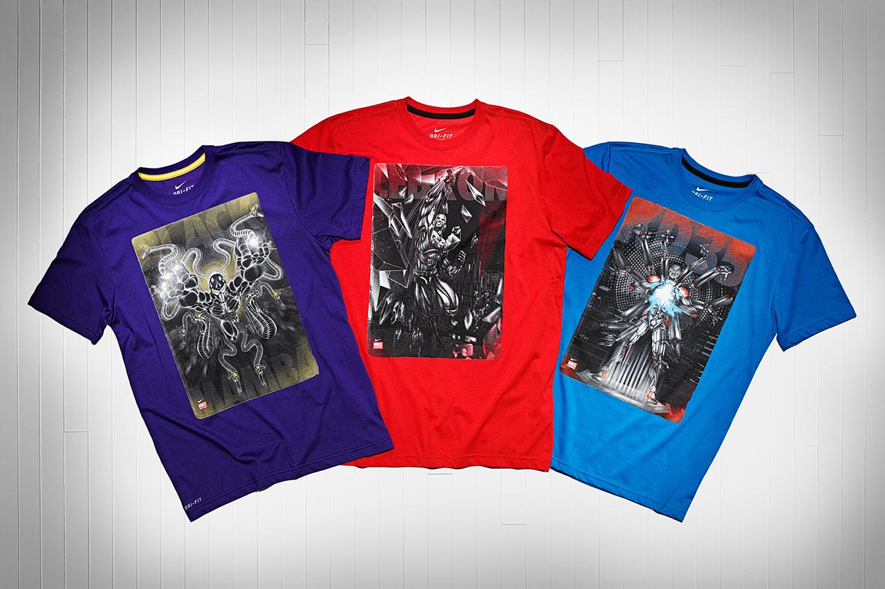 A Look Inside Nike Basketball T-Shirt Design