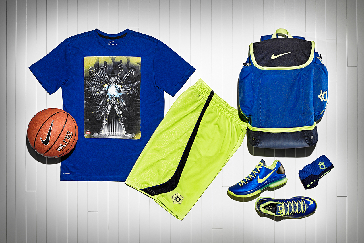 a look inside nike basketball t shirt design