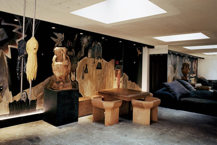 A Look Inside Rick Owens' Paris Residence