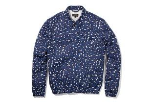 A.P.C. 2013 Spring/Summer Leopard-Print Bomber Jacket