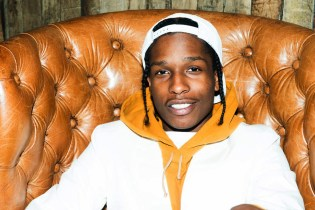 A$AP Rocky for The Coveteur