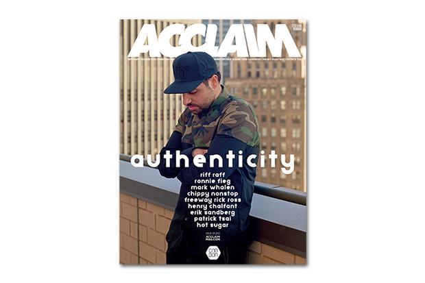 "ACCLAIM Magazine Issue 29 ""Authenticity"""