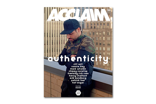 acclaim magazine issue 29 authenticity