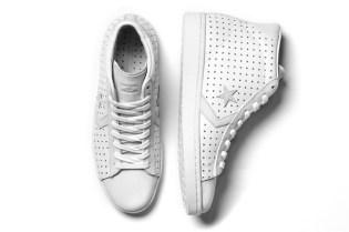Ace Hotel x Converse Pro Leather Hi Closer Look