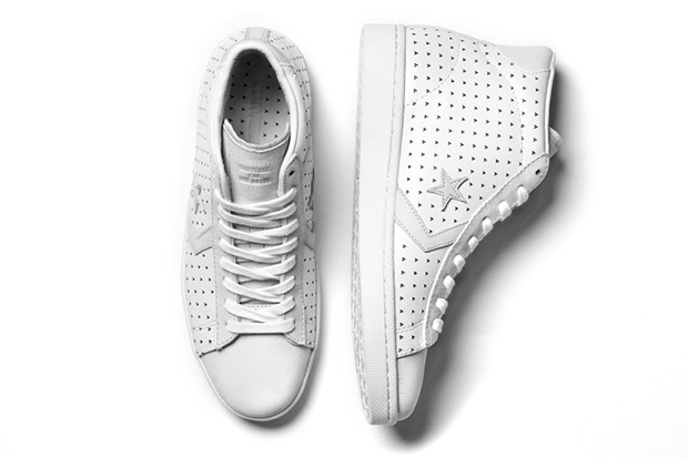 Ace Hotel x Converse Pro Leather Hi Closer Look