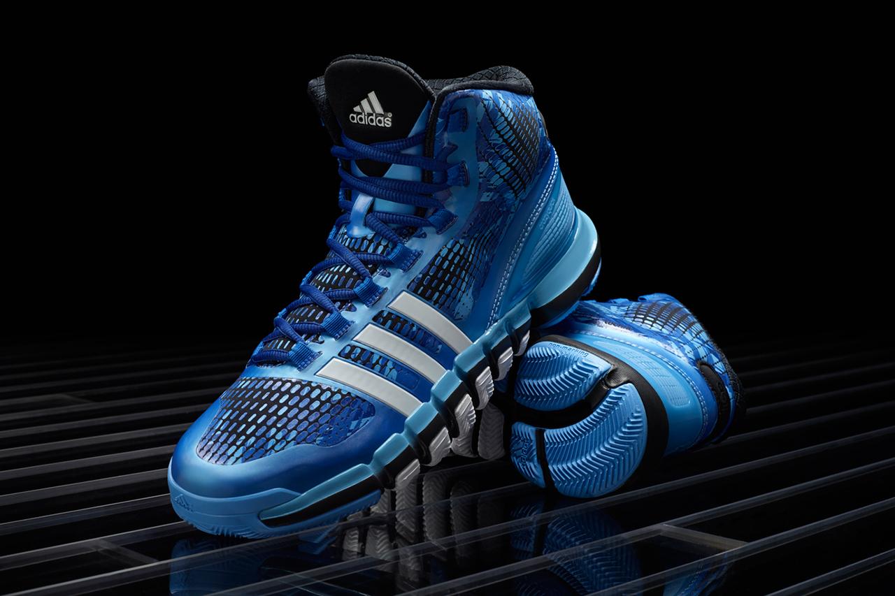 adidas crazyquick triple blue